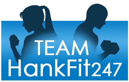 TEAM HankFit247 Logo